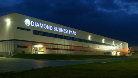 Diamond Business Park Stryków