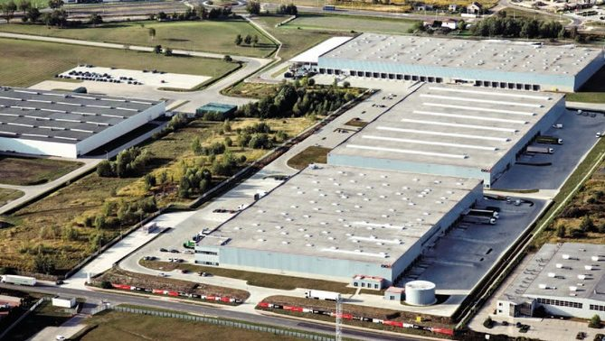 Segro Industrial Park Tychy