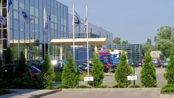 biuro w Bokserska Distribution Centre