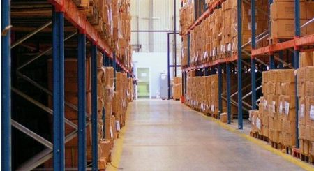 Space Distribution Center