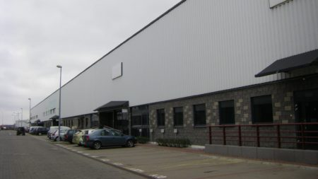 Warsaw Distribution Center WDC
