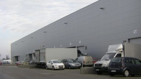 magazyn Ideal Distribution Center Warszawa