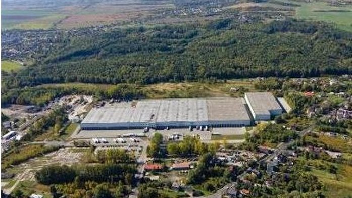 warehouse in Będzin to lease