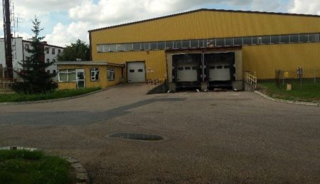 Warehouses and office space for sale Bielsk Podlaski